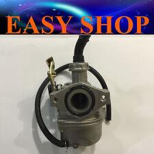 PZ19mm Cable Choke Carby Carburetor 50cc 90cc 110cc 125cc PIT Quad Dirt Bike ATV