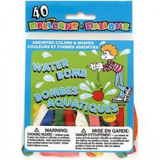 40 Water Bomb Balloons