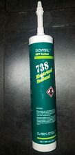 New listing Dow Corning 738 Electrical Sealant Rtv Silicone Rubber Adhesive ,300ml
