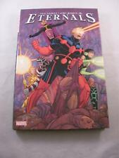 New ListingMarvel Comics Eternals Neil Gaiman John Romita Jr Hardcover Hc Graphic Novel