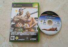 Jeu Xbox 1ere génération Outlaw Volley Ball pal