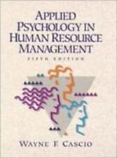 Applied Psychology in Human Resource Management (5th Edition), Cascio, Wayne F.,