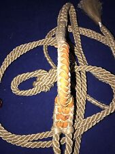 calf riding rope/mutton bustin rope rodeo sheep kids rope rodeo equipment