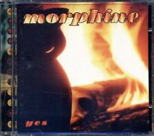 💥Morphine - Yes Green Case (Rykodisc) Cd Perfetto