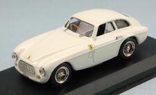 FERRARI 166 MM COUPE 1950 WHITE 1:43 MODELLINO AUTO ART MODEL SCALA