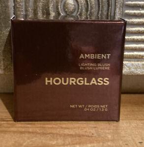 Hourglass Ambient Lighting Powder Luminous Flush Mirrored Compact 1.3g BNIB