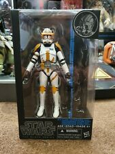 Star Wars Black Series Clone Commander Cody Boxed Unopened GREAT EXAMPLE