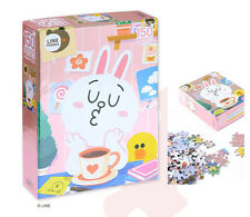 [LINE Friends]Cony Metal Jigsaw Puzzle 150pcs Hobbyhorse Collection Puzzles Game