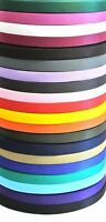 2m,5m,10m,25m,50 Metres Of 25mm Webbing In 20 Various Colours,Bags,Straps,Crafts