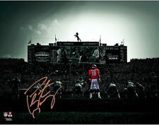 PEYTON MANNING Denver Broncos Signed Autographed 8x10 Photo (RP)