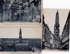 Lot Of 3 Antique Original Postcards - Arras, France