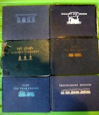 Rev W Awdry The railway series  6 books (Thomas the tank Engine series)