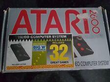 Atari 2600 32 Games In Box