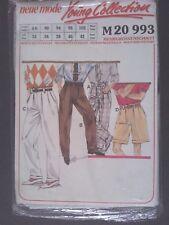 Lot de 2 Patrons Couture Yoùng Collection N° M22105-M20993  Neufs