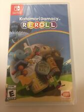 Katamari Damacy REROLL (Nintendo Switch, 2018) Brand New - Region Free - Sealed