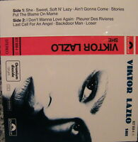 Musikkassette Viktor Lazlo / She – Album 1985