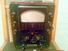 Vintage Soviet ELECTRIC Multimeter АВО-5М1 Bakelite Precision Test russian 1962