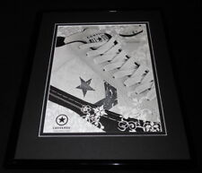 2006 Converse All Stars Volitant Framed 11x14 ORIGINAL Vintage Advertisement
