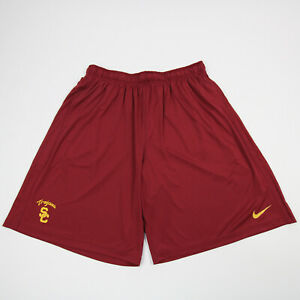 USC Trojans Nike Dri-Fit Athletic Shorts Men's Red New with Tags