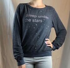 Wildfox Sleep Under the Stars, Baggy Beach Jumper, XS EUC, Just Adorable