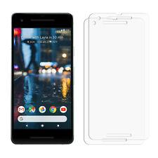 2 X nuevo frontal transparente Google Pixel 2 Lámina Film Protector de Pantalla LCD Pantalla Brillante