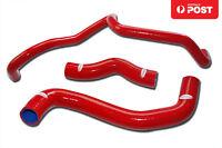 Silicone Radiator Hose Kit For Nissan Fairlady 350Z Z33 VQ35DE 02-06 Red