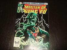 SHANG CHI. MASTER OF KUNG FU #111  Marvel Comics VF/NM 1982