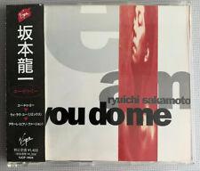 Ryuichi Sakamoto You Do Me CD EP 1990 Arto Lindsay Japanese WITH OBI!