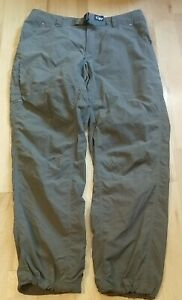 Outdoor Research Men's Outdoor Hiking Pants Green Size L