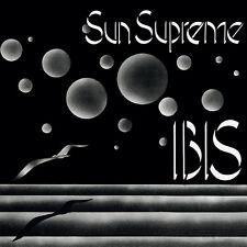IBIS Sun Supreme CD Italian Prog