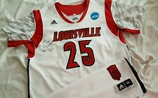 Zach Price 2012-13 Louisville Cardinals NCAA Tourney Authentic Used Jersey !