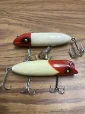 lot of 2 Beautiful vintage South Bend Bass-Orrno fushing lures