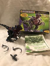 Zoids #027 REV RAPTOR Action Figure Model Kit 1/72 Hasbro Complete
