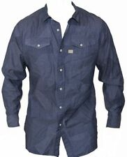 G-Star Slim Fit Button-Front Casual Shirts for Men
