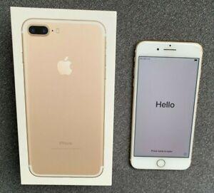 Apple iPhone 7 Plus - 256GB - Gold (Unlocked) A1661 (CDMA + GSM)