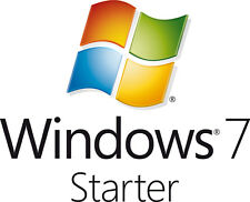 Microsoft Windows 7 Genuine Starter Full Version License 32Bit COA Key
