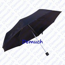 New Mini Umbrella Rain Compact Portable Unisex Lightweight Men Women Ladies UK ✔