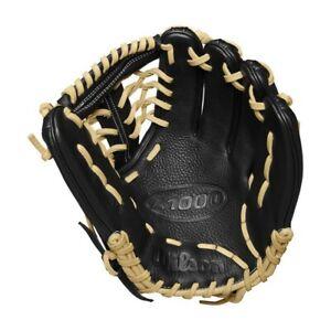 Wilson WTA10LB201789 LHT 11.5 Baseball Glove A1000 1789 Lefty