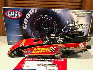 Autographed 2017 Action Courtney Force Advance Auto Parts 1/24 1 of 889