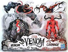 Marvel Venom Venom & Carnage Figure 2-Pack. Brand