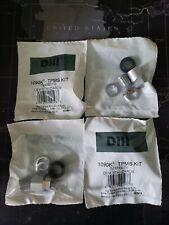 TPMS 1090k Dill Valve Stem Service Kit for Audi / BMW Beru Sensors Pack of 4