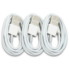 3X USB Data Sync Charge Charger Cable Cord For iPad Mini 1 2 3 4