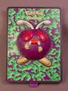 Pokemon Power Card ~ Venonat IFL-1122 Burger King 2000 - Brand New!