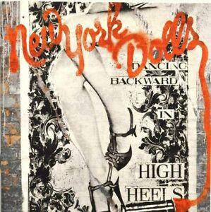 New York Dolls - Dancing Backward in High Heels (2011)  CD+DVD  NEW  SPEEDYPOST