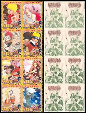 8 ANIME MANGA NARUTO Philippine TEKS / Trading Cards 1