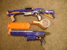 NERF N STRIKE LOT RAMPAGE RETALIATOR CLIP AND DRUM