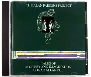 The Alan Parsons Project – Tales Of Mystery And Imagination CD