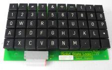 NOS Unused SSL CF82E49D683 Alpha-Numeric Keyboard For SSL Consoles / Mixers. SZ