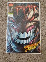 PITT #1 - IMAGE Comics - 1993 - NM