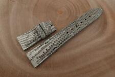 22mm Off White Genuine Lizard Leather Watch Strap forIWC Portuguese 7 Days